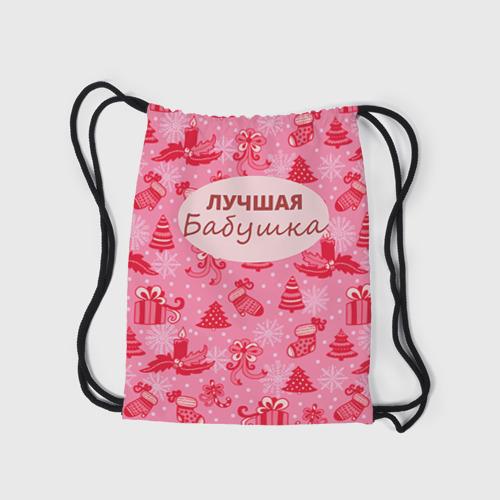Рюкзак-мешок 3D  Фото 04, Лучшая бабушка