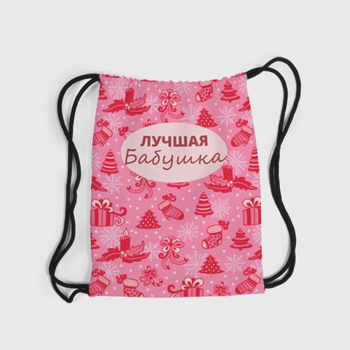 Рюкзак-мешок 3D  Фото 03, Лучшая бабушка