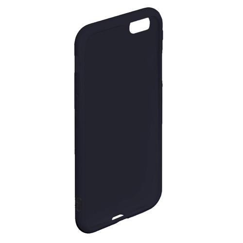 Чехол для iPhone 6Plus/6S Plus матовый Смертельный туз Фото 01
