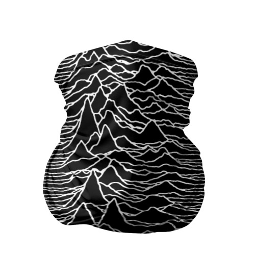 Бандана-труба 3D Joy Division. Unknown Pleasures Фото 01