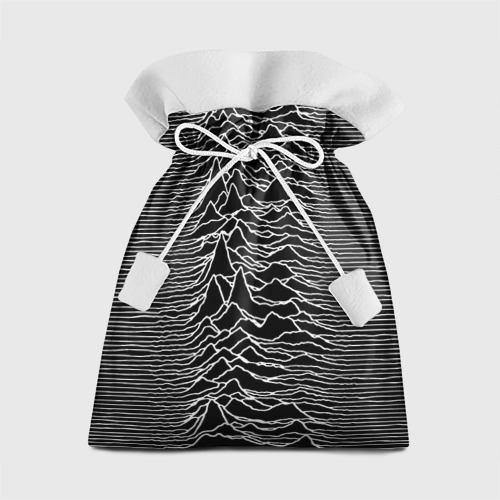 Подарочный 3D мешок Joy Division. Unknown Pleasures Фото 01