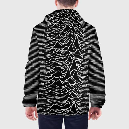 Мужская куртка 3D Joy Division. Unknown Pleasures Фото 01