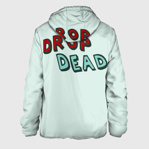 Мужская куртка 3D  Фото 02, drop dead