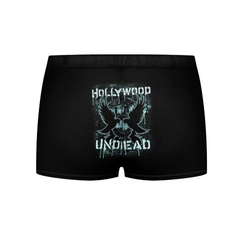 Мужские трусы 3D  Фото 02, Hollywood Undead