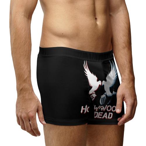 Мужские трусы 3D  Фото 03, Hollywood Undead