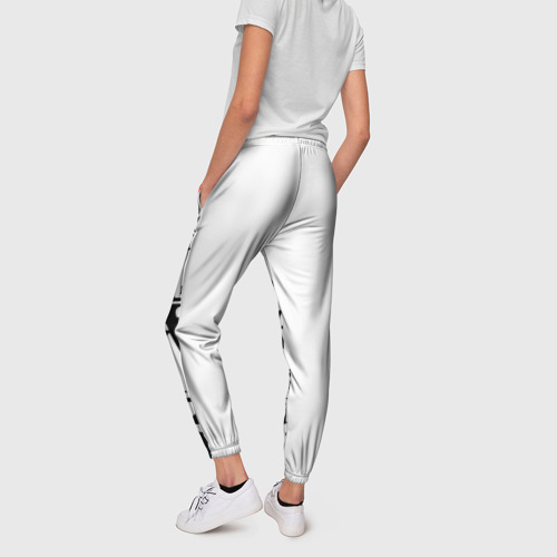 Женские брюки 3D  Фото 02, Love