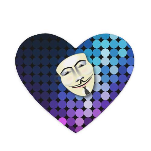 Коврик сердце  Фото 01, Анонимус