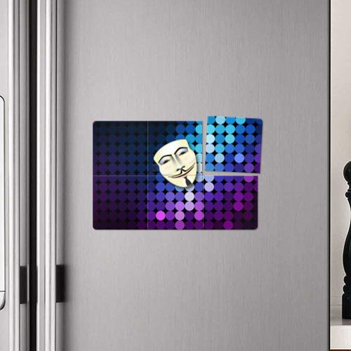 Магнитный плакат 3Х2  Фото 04, Анонимус