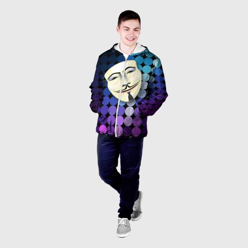 Мужская куртка 3D  Фото 03, Анонимус
