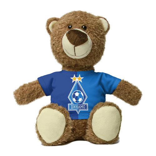 Миша в футболке 3D Динамо Киев ФК