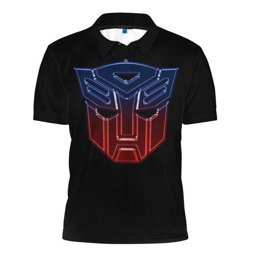Мужская рубашка поло 3D Трансформеры