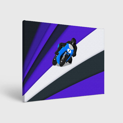 Холст прямоугольный  Фото 01, Sportsbike