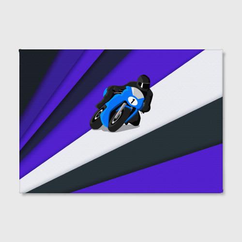 Холст прямоугольный  Фото 02, Sportsbike