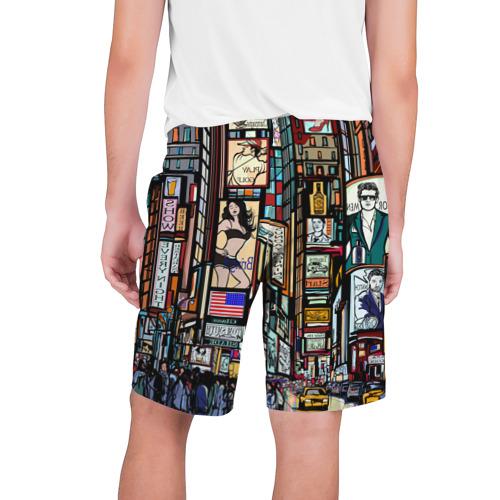Мужские шорты 3D  Фото 02, Нью-Йорк Сити