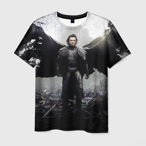 Мужская футболка 3D Dracula