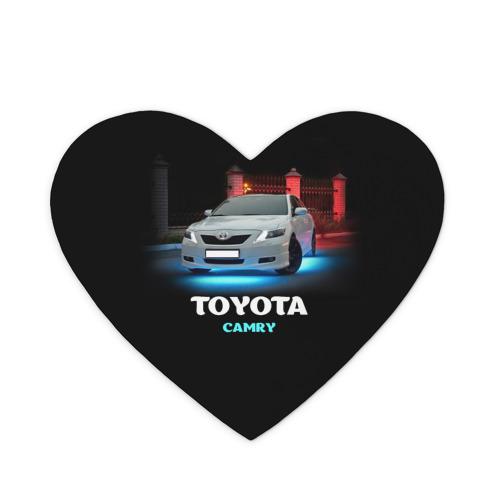 Коврик для мыши сердце  Фото 01, Toyota Camry