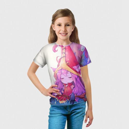 Детская футболка 3D Дерево Фото 01