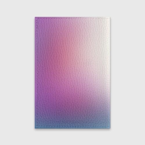 Обложка для паспорта матовая кожа Дерево Фото 01