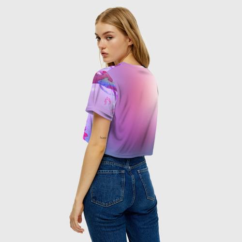 Женская футболка Cropp-top Дерево Фото 01