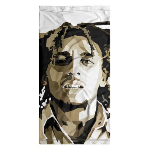 Бандана-труба 3D  Фото 07, Ямайка, Боб Марли