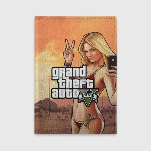 Обложка для автодокументов  Фото 01, GTA