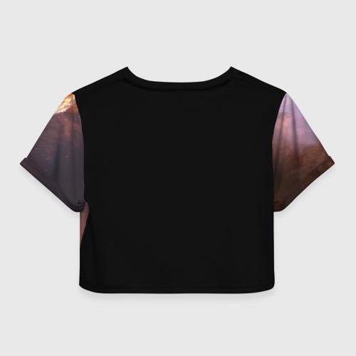 Женская футболка 3D укороченная  Фото 02, Far Cry Primal 5