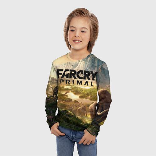 Детский лонгслив 3D Far Cry Primal 8 Фото 01