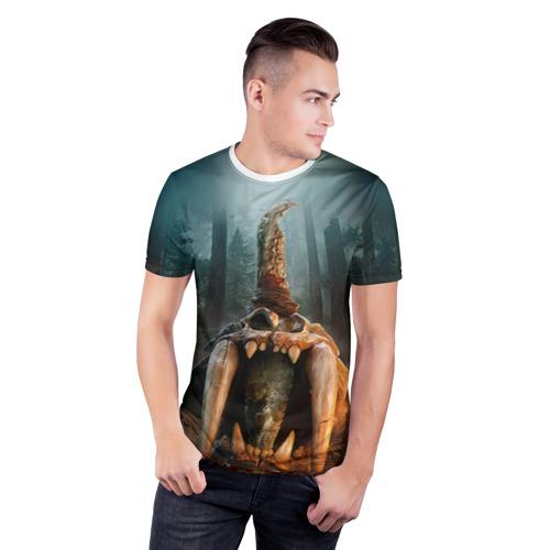 Мужская футболка 3D спортивная  Фото 03, Far Cry Primal 9