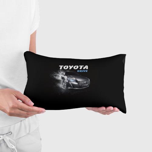 Подушка 3D антистресс  Фото 03, Toyota Drive
