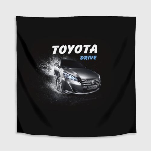 Скатерть 3D  Фото 02, Toyota Drive