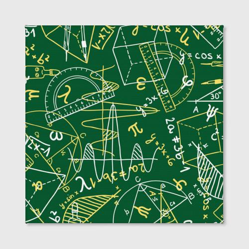 Холст квадратный  Фото 02, Геометрия
