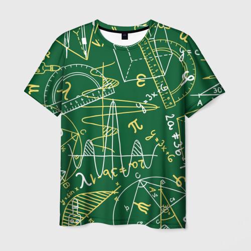 Мужская футболка 3D  Фото 03, Геометрия