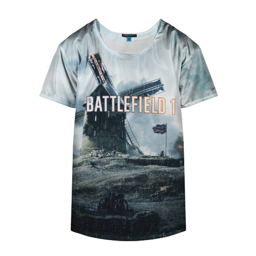 Накидка на куртку 3D  Фото 04, Battlefield 1