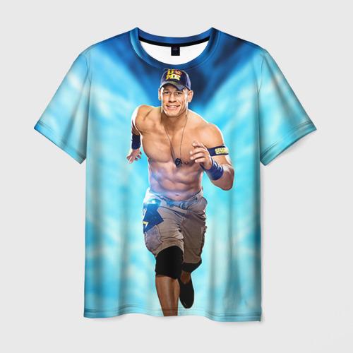 Мужская футболка 3D  Фото 01, Джон Сина 1