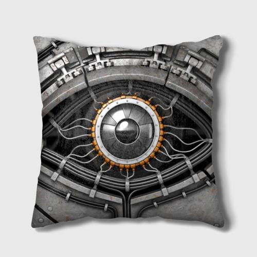 Подушка 3D  Фото 02, Android eye