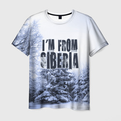 Я из Сибири - интернет магазин Futbolkaa.ru