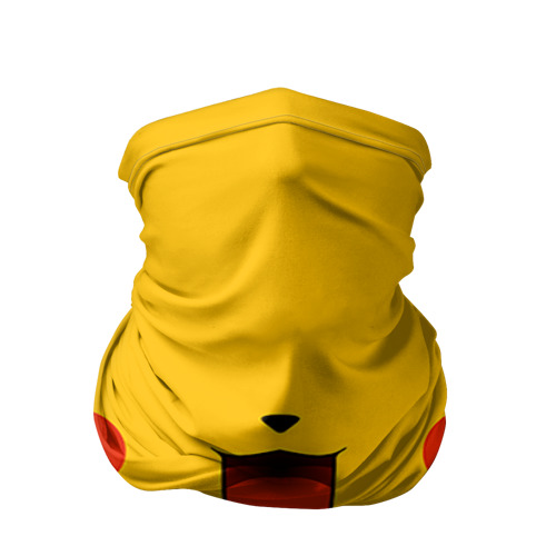 Бандана-труба 3D Pokemon Pikachu