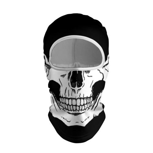 Балаклава 3D  Фото 01, Череп