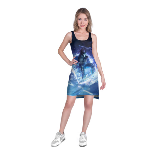 Платье-майка 3D  Фото 03, The Witcher