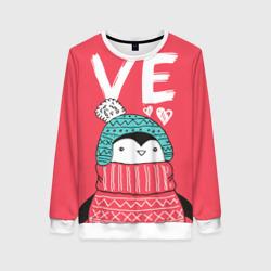 Пингвинчик LOVE