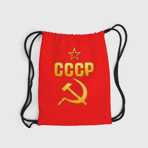 Рюкзак-мешок 3D  Фото 04, СССР