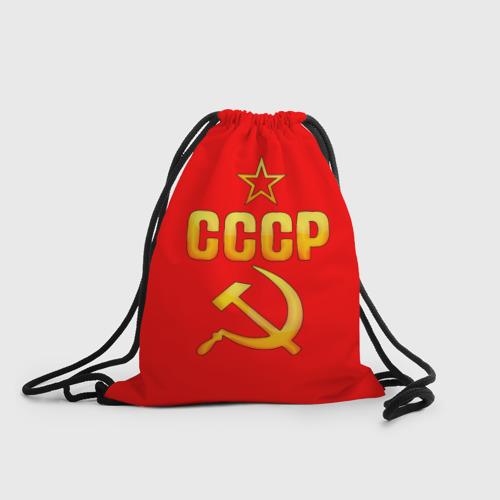 Рюкзак-мешок 3D  Фото 01, СССР