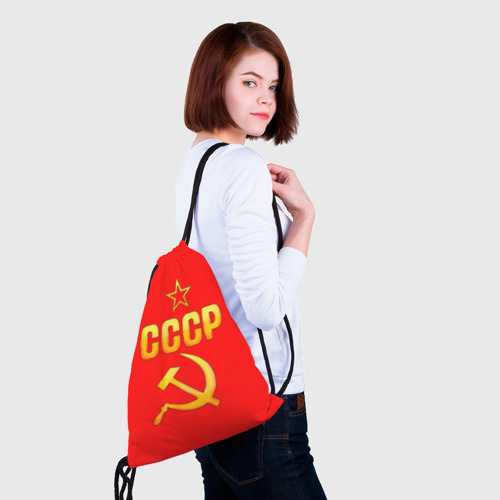 Рюкзак-мешок 3D  Фото 02, СССР