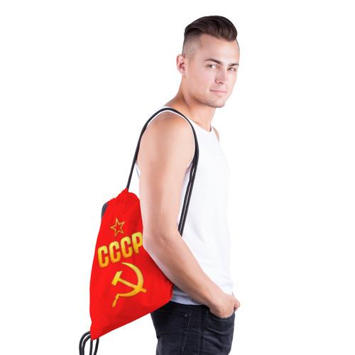 Рюкзак-мешок 3D  Фото 03, СССР