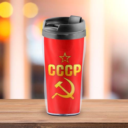Термокружка-непроливайка  Фото 03, СССР