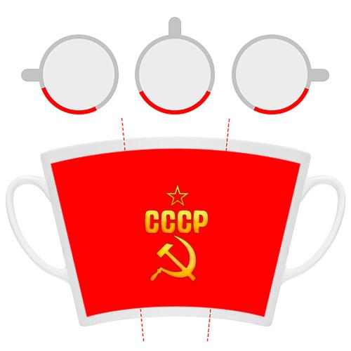 Кружка Латте  Фото 06, СССР