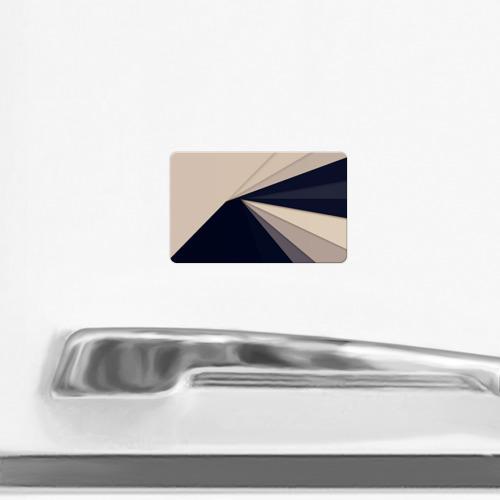 Магнит виниловый Visa  Фото 02, Абстракция 11