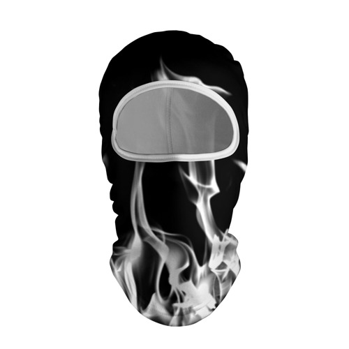 Балаклава 3D  Фото 01, Огонь