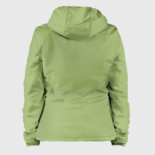 Женская куртка 3D  Фото 02, Лягушка