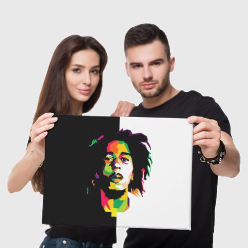 Холст прямоугольный  Фото 05, Bob Marley